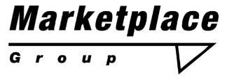 A graphic of the Marketplace Group Logo